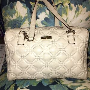 Kate Spade quilted shoulder bag